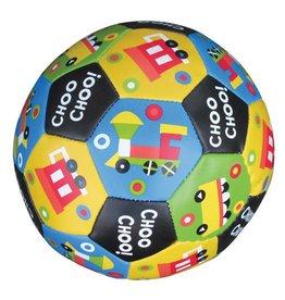 Groovy Trains Soccer Ball