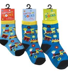 Socks Youth Choo Choo 2-4