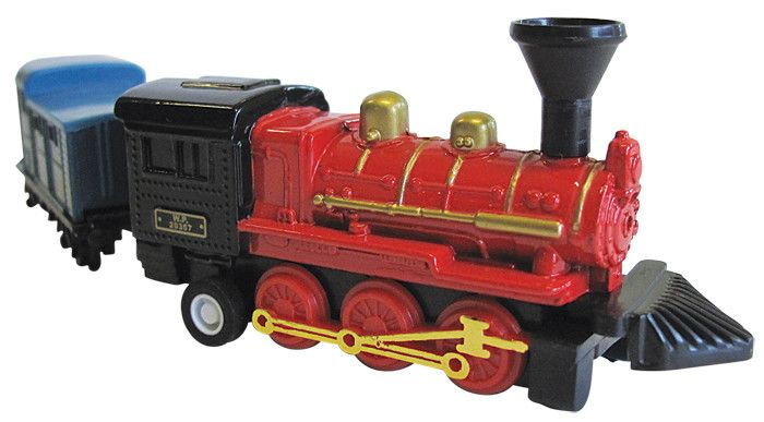 Pull & Go Train Set 5 pc