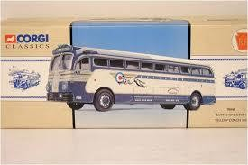 Corgi Battle of Britain Yellow Coach 743 US98461