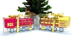 Born Rail Products Glitter Train Boxed - Discontinued