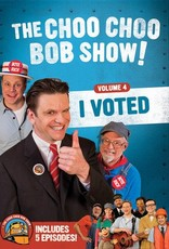 The Choo Choo Bob Show! V4 I Voted!
