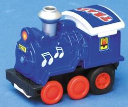 Pull Back Mini Train
