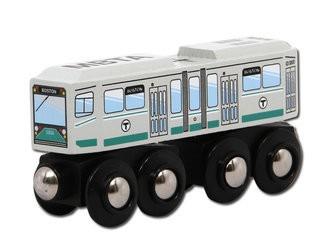 MBTA Green Line - Wooden