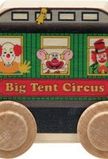 Name Train Circus Wagon