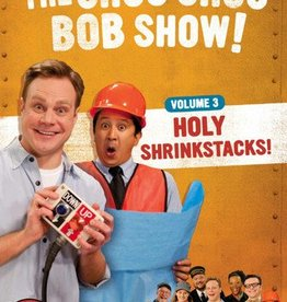 The Choo Choo Bob Show! V3 Holy Shrinkstacks!