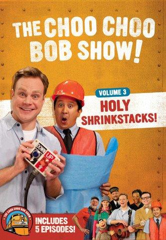 Choo Choo Bob Train Store The Choo Choo Bob Show! V3 Holy Shrinkstacks!