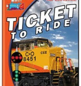 Ticket To Ride I Love Toy Trains