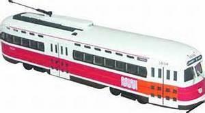 MUNI San Fran Landau Paint SCHEME  Streetcar US55033