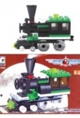 Mini Train Lego