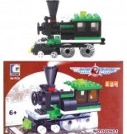 Charles Products 68 pc Train Block Set (lego)