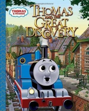Golden Books Thomas and the Great Discovery (Little Golden Book)