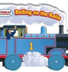 Golden Books Rolling on the Rails Thomas & Friends