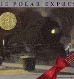 Polar Express Hardcover 25th Anniversary