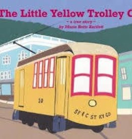Little Yellow Trolley Car