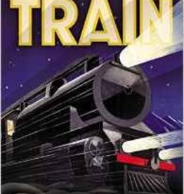 Penguin Random House Publishing Train: Riding the Rails That Created the Modern World-from the Trans-Siberian to the Southwest Chief  SOLD AT COST