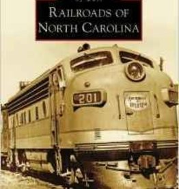 Railroads of North Carolina 10% off