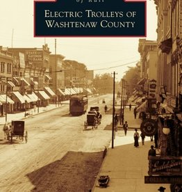 Images of Rail Washtenaw County Electric Trolleys