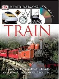 TRAIN (DK Eyewitness Books) with CD