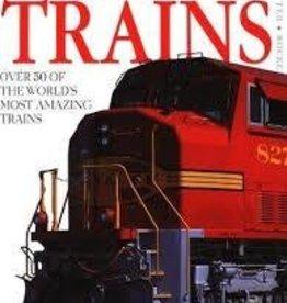 ultimate sticker book train