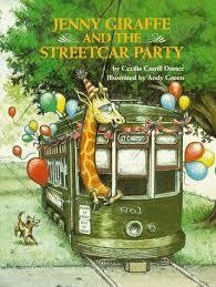 Jenny Giraffe and the Street Car Party
