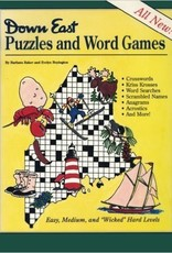 DownEast Puzzle Book