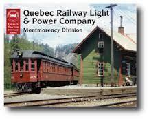 Quebec Railway Light & Power Company V.1 Montmorency Division V1