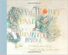 By Trolley Past Thimbledon Bridge