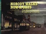 Merrill Publishing Associates Nobody Walks Now-a-Days SIGNED 20% OFF