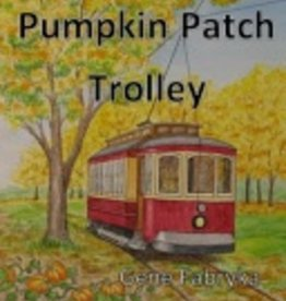 Pumpkin Patch Trolley - Signed by the Author