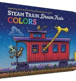 Steam Train, Dream Train Colors