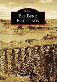 Big Bend Railroads 10% off
