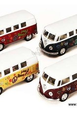 Peace and Love Bus VW Bus