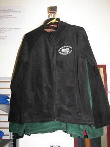 Fleece Jacket - Black - Large