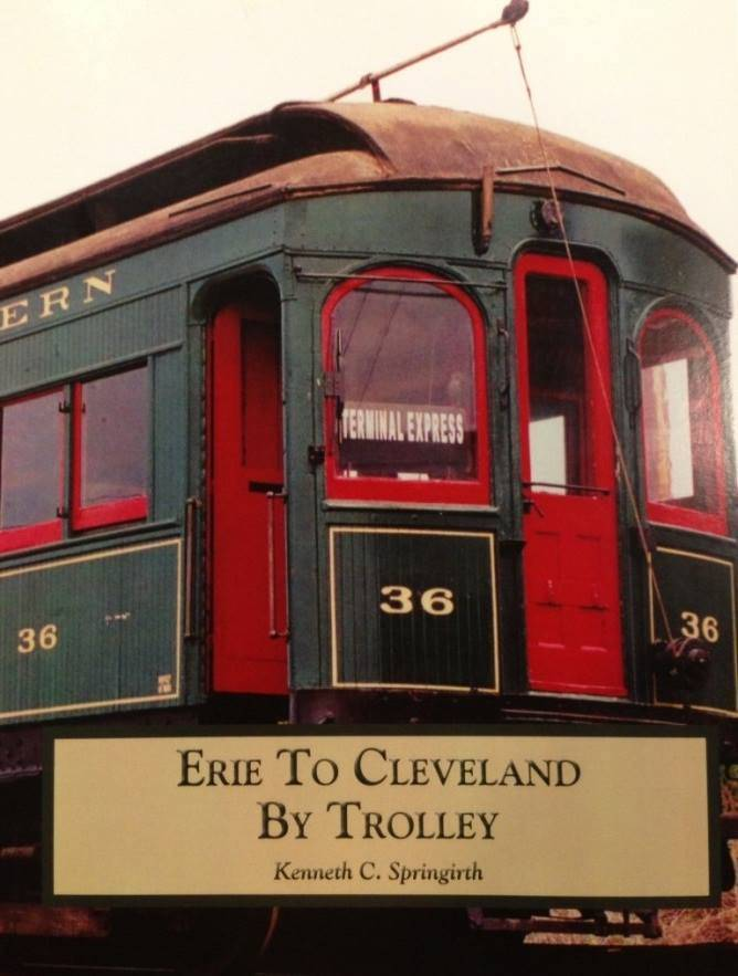 Erie to Cleveland by  *SIGNED