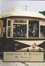 America Through Time Jamestown to Buffalo by Trolley *SIGNED