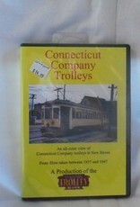 Connecticut Company Trolleys DVD