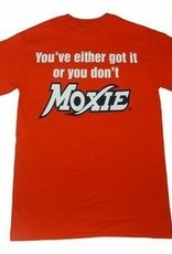 Moxie Got It Orange Tee