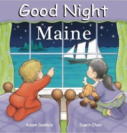 GOOD NIGHT MAINE BOOK