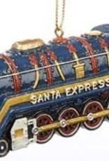 Santa Express Ornament