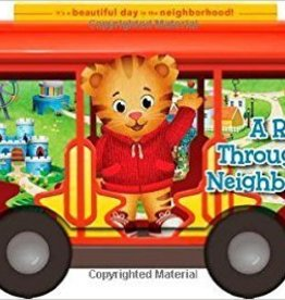 Daniel Tiger  A Ride Through The Neighborhood