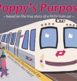 Poppy's Purpose (World Trade Center PATH car TRUE story for kids)