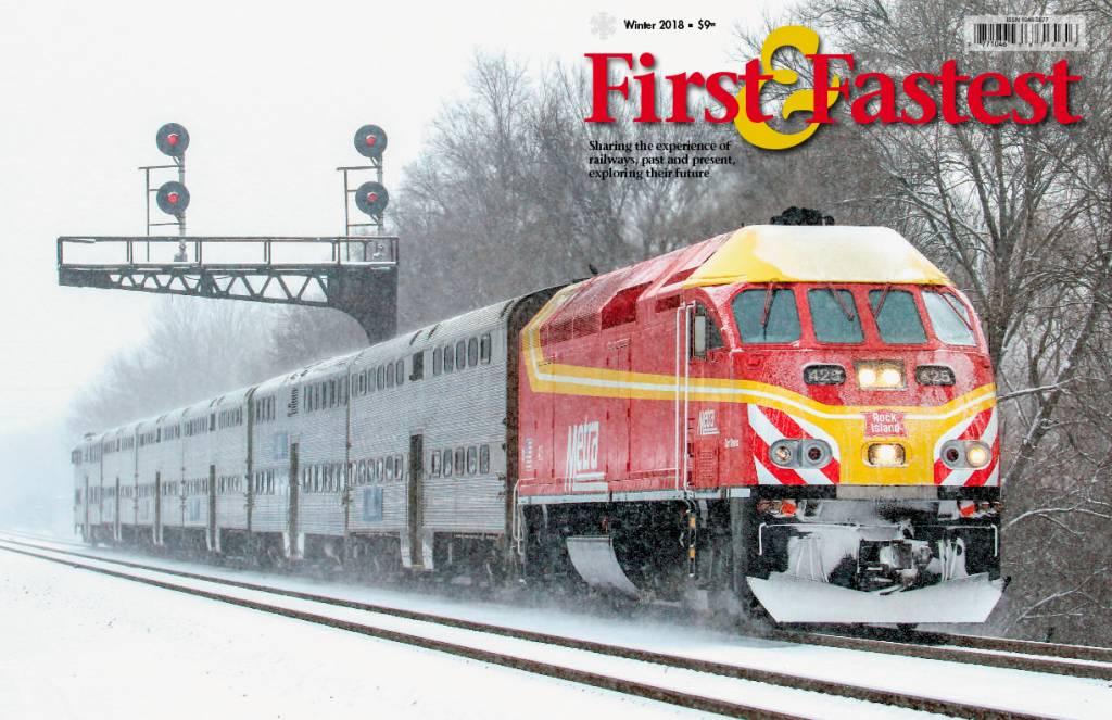 First & Fastest 2018 Winter