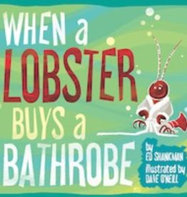Applewood Books When a Lobster Buys a Bathrobe