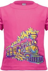 Born Rail Products Painted Train Toddler Shirt