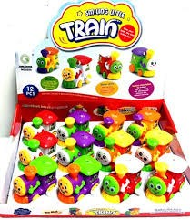 Smiling Wind-Up Train - Discontinued
