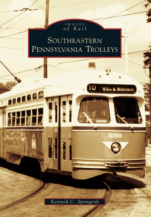 Images of Rail Southeastern Pennsylvania Trolleys *SIGNED