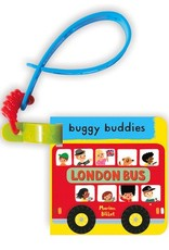 My First London Bus Buggy Buddy