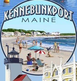 Kennebunkport Purse Hook - Montage