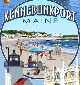 Lantern Press Kennebunkport Purse Hook - Montage